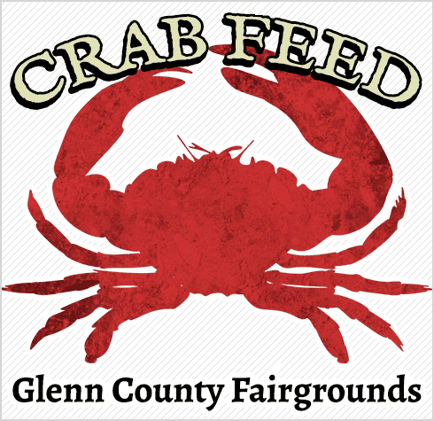 Crab Feed Event Poster